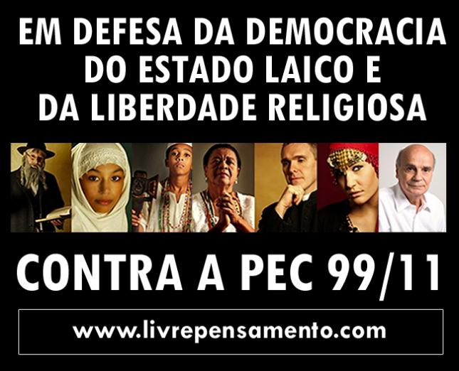 Contra a PEC 99/11