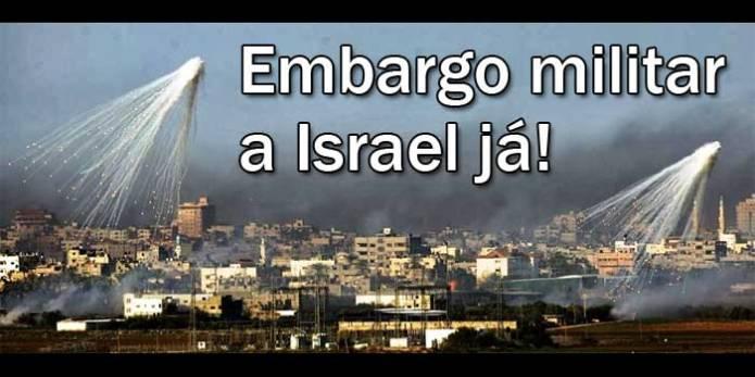 Embargo a Israel