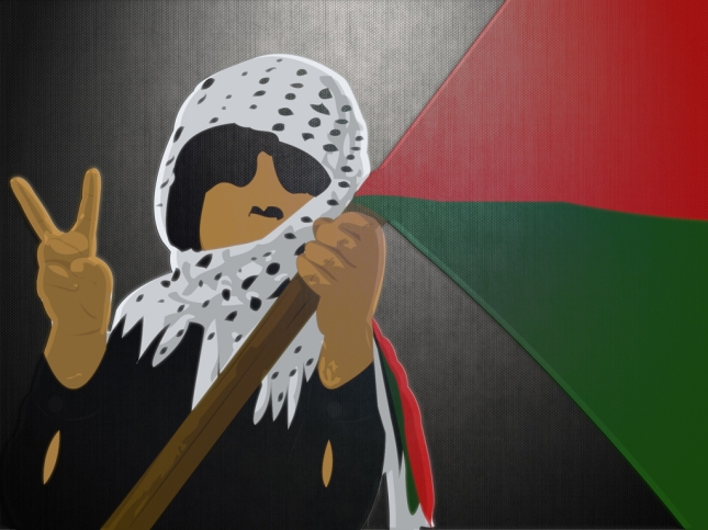 Liberdade para a Palestina!